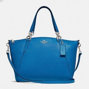 New NWT COACH Small Kelsey Satchel F28993